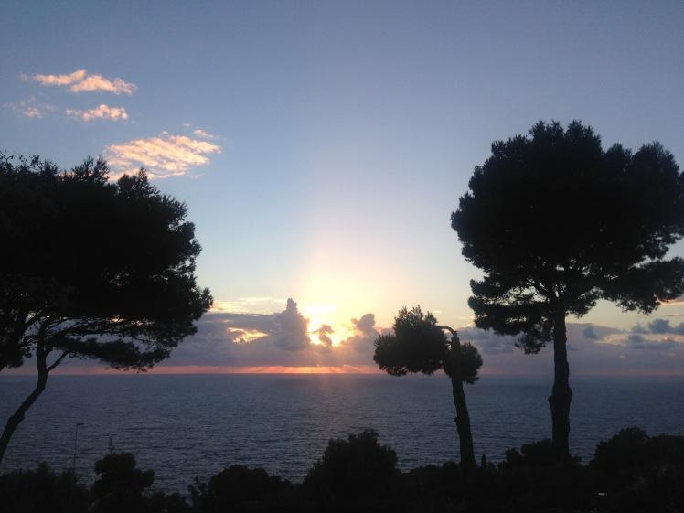 anacapri-sunset